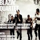 with Blazin' Quartet